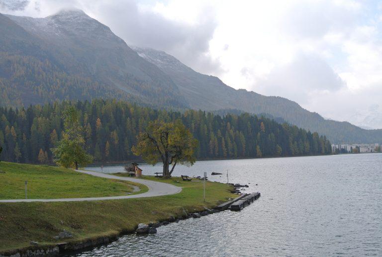St. Moritz: A Runner's Paradise
