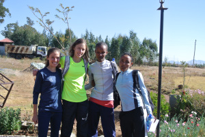 Julia Bleasdale: Olympic Runner and Newest Yaya Villager