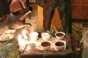 The Ethiopian Coffee Ceremony