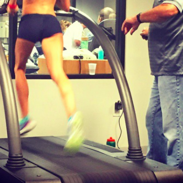 Going Ham(ster): Thoughts on the Treadmill