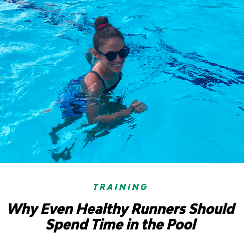 Pool Tips for Runners