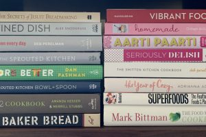 Top 10 Cookbooks + Repeat Recipes from Each