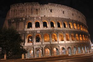 A Quick Romp through Rome and Africa Calling!
