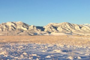Winter Training Tips from a Texan in Boulder